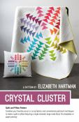 Crystal Cluster quilt sewing pattern by Elizabeth Hartman