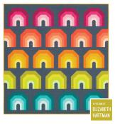 INVENTORY REDUCTION...Polychromatic quilt sewing pattern by Elizabeth Hartman 3