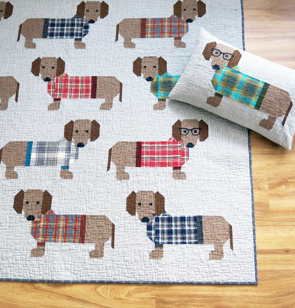Dogs-in-Sweaters-quilt-sewing-pattern-Elizabeth-Hartman-quilts-design-2