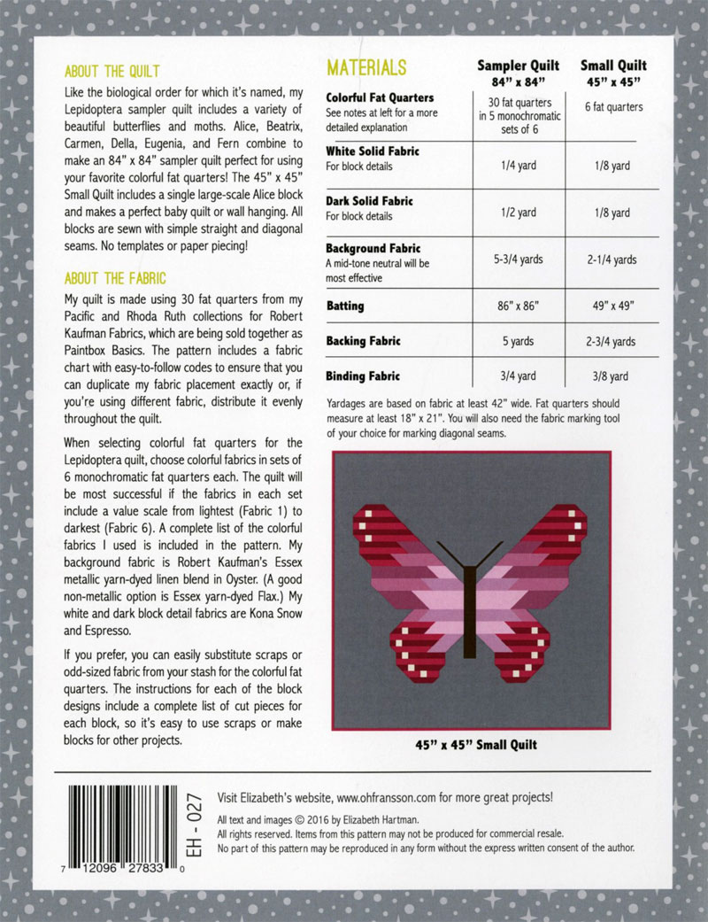 Lepidoptera-quilt-sewing-pattern-Elizabeth-Hartman-quilts-design-back