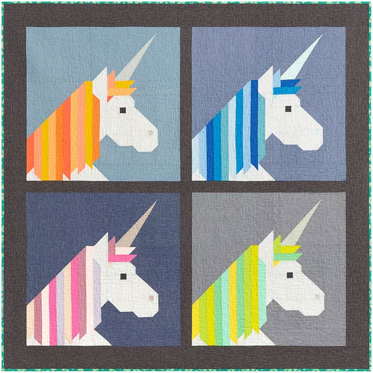 Lisa-the-Unicorn-quilt-sewing-pattern-Elizabeth-Hartman-3