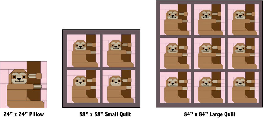 Sleepy-Sloth-quilt-sewing-pattern-Elizabeth-Hartman-quilts-designs-2