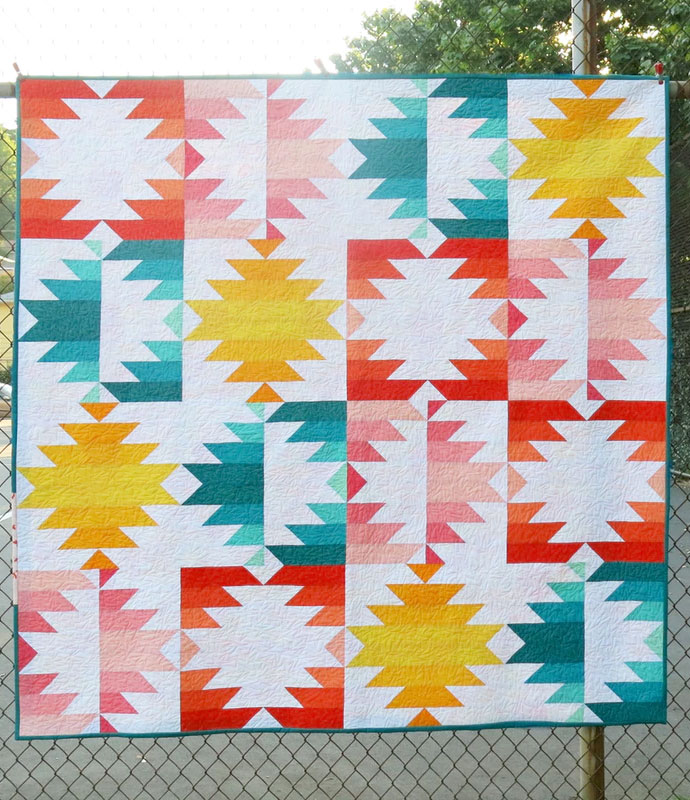 Solar-Eclipse-quilt-sewing-pattern-Elizabeth-Hartman-quilts-design-1