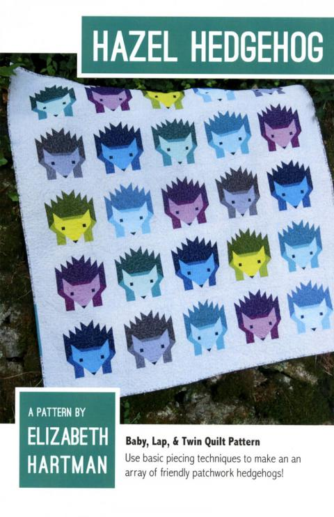 Hazel-Hedgehog-quilt-sewing-pattern-Elizabeth-Hartman-quilts-design-front