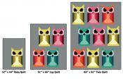 Allie Owl quilt sewing pattern by Elizabeth Hartman 5