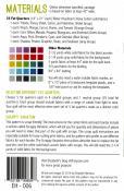 Aviatrix Medallion quilt sewing pattern by Elizabeth Hartman 1