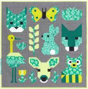 Delightful Desert quilt sewing pattern by Elizabeth Hartman 3