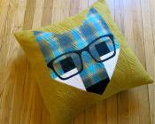 Fancy Fox 2 quilt sewing pattern by Elizabeth Hartman 4