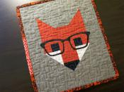 Fancy Fox quilt sewing pattern by Elizabeth Hartman 5