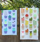 Greenhouse quilt sewing pattern by Elizabeth Hartman 4