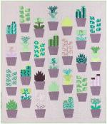 Greenhouse quilt sewing pattern by Elizabeth Hartman 5