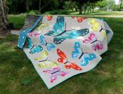 Lepidoptera - Butterfly Sampler Quilt sewing pattern by Elizabeth Hartman 3