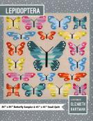 Lepidoptera - Butterfly Sampler Quilt sewing pattern by Elizabeth Hartman