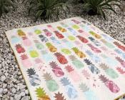 Pineapple Farm quilt sewing pattern by Elizabeth Hartman 2