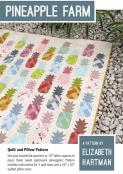 Pineapple Farm quilt sewing pattern by Elizabeth Hartman