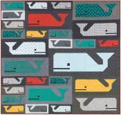 Preppy Pod quilt sewing pattern by Elizabeth Hartman 2