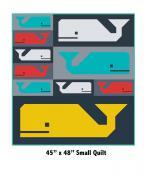 Preppy Pod quilt sewing pattern by Elizabeth Hartman 3