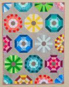 Sea Urchins quilt sewing pattern by Elizabeth Hartman 3