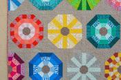 Sea Urchins quilt sewing pattern by Elizabeth Hartman 4