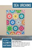 Sea Urchins quilt sewing pattern by Elizabeth Hartman