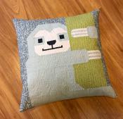 Sleepy Sloth quilt sewing pattern by Elizabeth Hartman 4