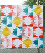 Solar Eclipse quilt sewing pattern by Elizabeth Hartman 2