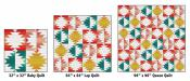 Solar Eclipse quilt sewing pattern by Elizabeth Hartman 3
