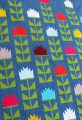 Thistle quilt sewing pattern by Elizabeth Hartman 3