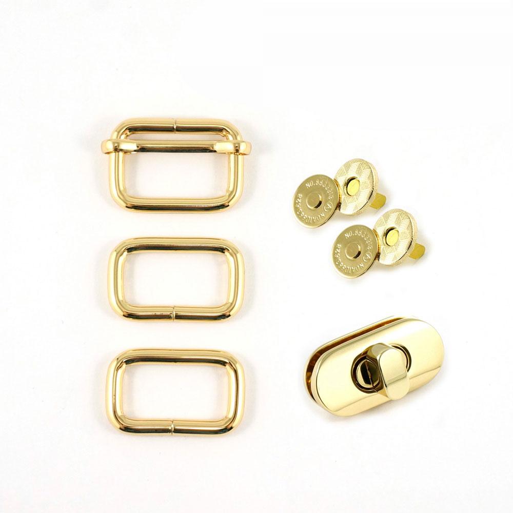Butterfly-Sling-Hardware-Kit-Gold-Emmaline-Bags-EBKIT-104GO