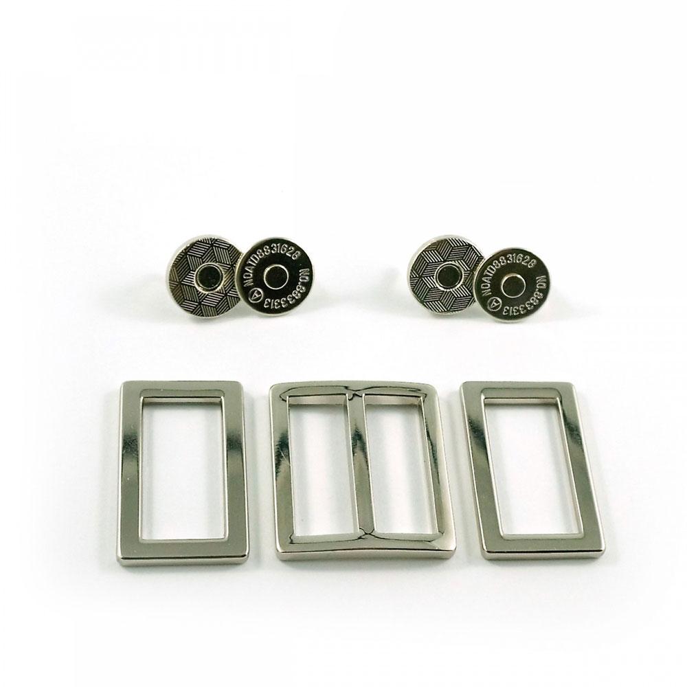 Manhattan-Bag-Hardware-Kit-Nickel-Emmaline-Bags-EBKIT-106NL