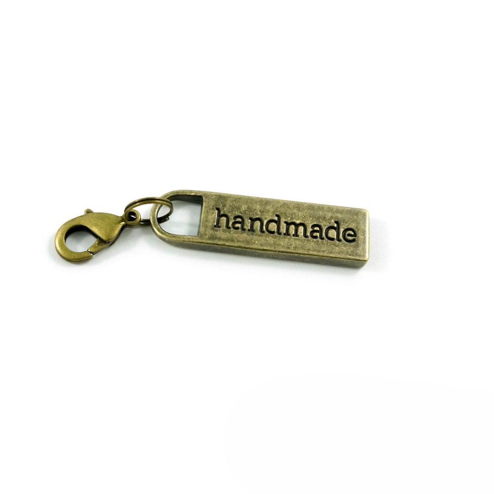 Zipper-Pull-Handmade-Antique-Brass-Emmaline-Bags-EBPULL-1AB