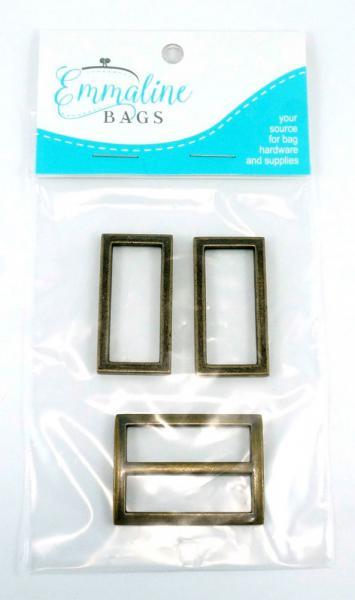 Prairie-Girl-Hardware-Kit-Antique-Brass-Emmaline-Bags-EBKIT-112AB