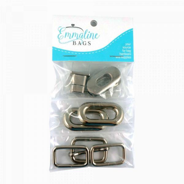 Spring-Sling-Hardware-Kit-Nickel-Emmaline-Bags-EBKIT-103NL
