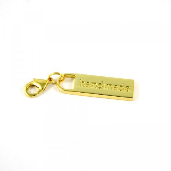 Zipper-Pull-Handmade-Gold-Finish-Emmaline-Bags-EBPULL-1GO