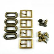 Totes-Ma-Tote-Hardware-Kit-Antique-Brass-Emmaline-Bags-EBKIT-105AB