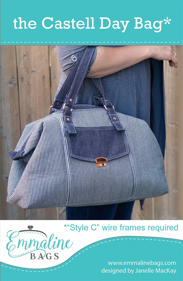 The-Castell-Day-Bag-sewing-pattern-Emmaline-Bags-front