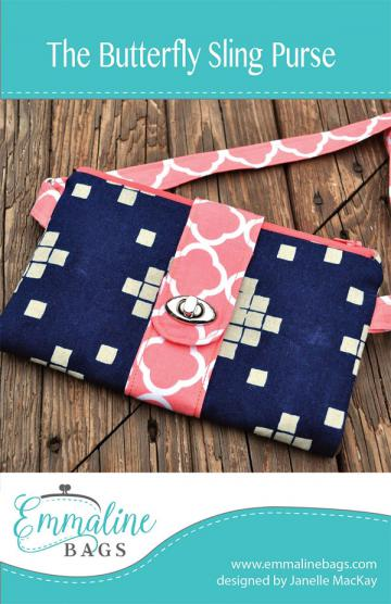 Butterfly-Sling-Purse-sewing-pattern-Emmaline-Bags-front