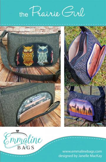 The Prairie Girl sewing pattern from Emmaline Bags