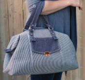 Castell Day Bag sewing pattern from Emmaline Bags 2