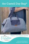 Castell Day Bag sewing pattern from Emmaline Bags