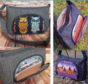 The Prairie Girl sewing pattern from Emmaline Bags 2