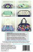Trifecta Zip Bags sewing pattern from Emmaline Bags 1