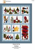 Gnome-for-the-holidays-quilt-sewing-pattern-FatCat-Patterns-front