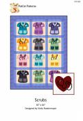 Scrubs-quilt-sewing-pattern-FatCat-Patterns-front