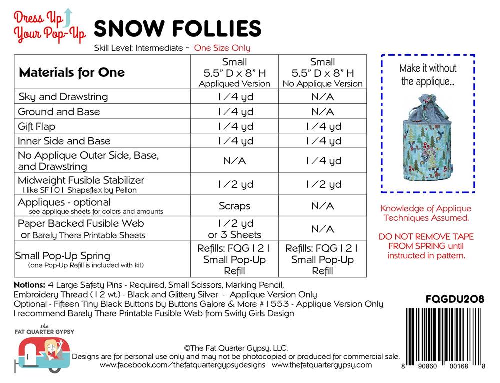 Snow-Follies-sewing-pattern-Fat-Quarter-Gypsy-back