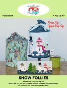 Snow Follies dress up your Pop Up sewing pattern by the Fat Quarter Gypsy