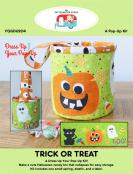 Trick or Treat dress up your Pop Up sewing pattern by the Fat Quarter Gypsy