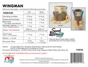 Wingman sewing pattern by the Fat Quarter Gypsy 1