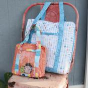 Bag It Up sewing pattern by the Fat Quarter Gypsy 4
