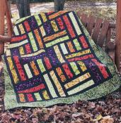 Chopped! quilt sewing pattern by the Fat Quarter Gypsy 2